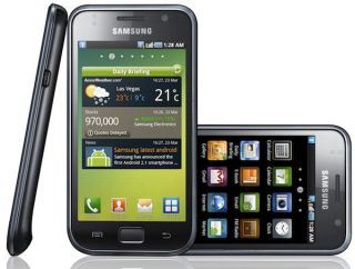 Samsung Galaxy S getting Android upgrade