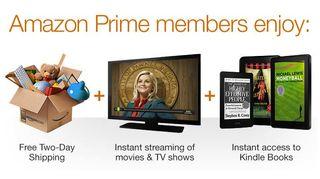 Amazon Prime for free?