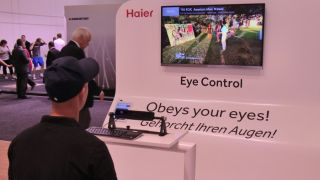 Haier unveils 'Eye TV'