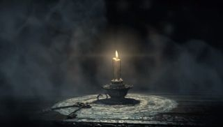 Thief candle