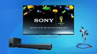 Sony Bravia W8 50 inch TV