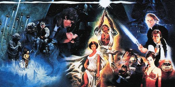 Star Wars < The Original Trilogy