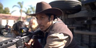 Tenoch Huerta in The Forever Purge