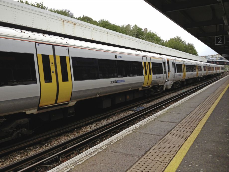 Watch: Southeastern Rail worker yells 'get out of this f***ing station' at injured cyclist