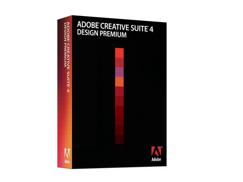 cheap Adobe Creative Suite 4 Design Premium