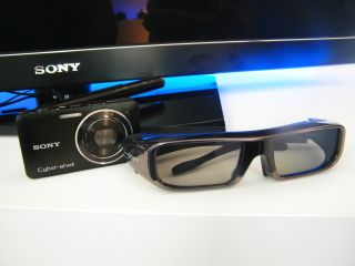 Sony WX5 and TX9 - 3D ready