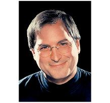 Steve Jobs, hoping that the AppStore becomes a billion dollar cash cow