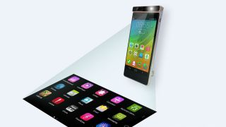 Lenovo Projector Smartphone