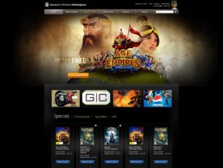Games for Windows Marketplace new push from Microsoft in PC gaming