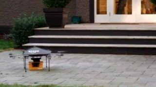 Amazon's delivery drones are the real deal, eighth version already in design phase