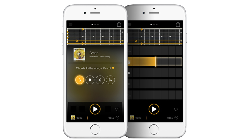 Free Player app shows you a song\'s chords as it plays | MusicRadar