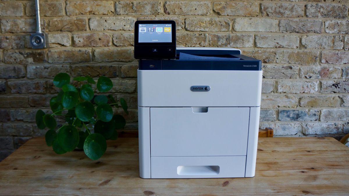 Xerox VersaLink C500DN review – ReZone
