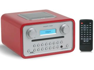 New tabletop radio/CD player from Tangent | TechRadar