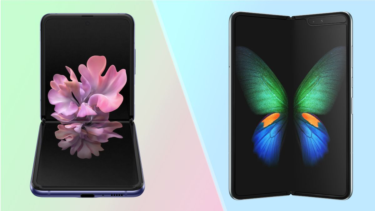 Galaxy Z Flip vs. Galaxy Fold: Which Samsung foldable phone is tops? - Tom's Guide