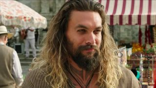 See Jason Momoa as Aquaman early thanks to Amazon Prime