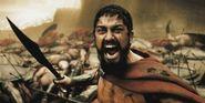 Watch Gerard Butler Go Full On 300 In Sparta