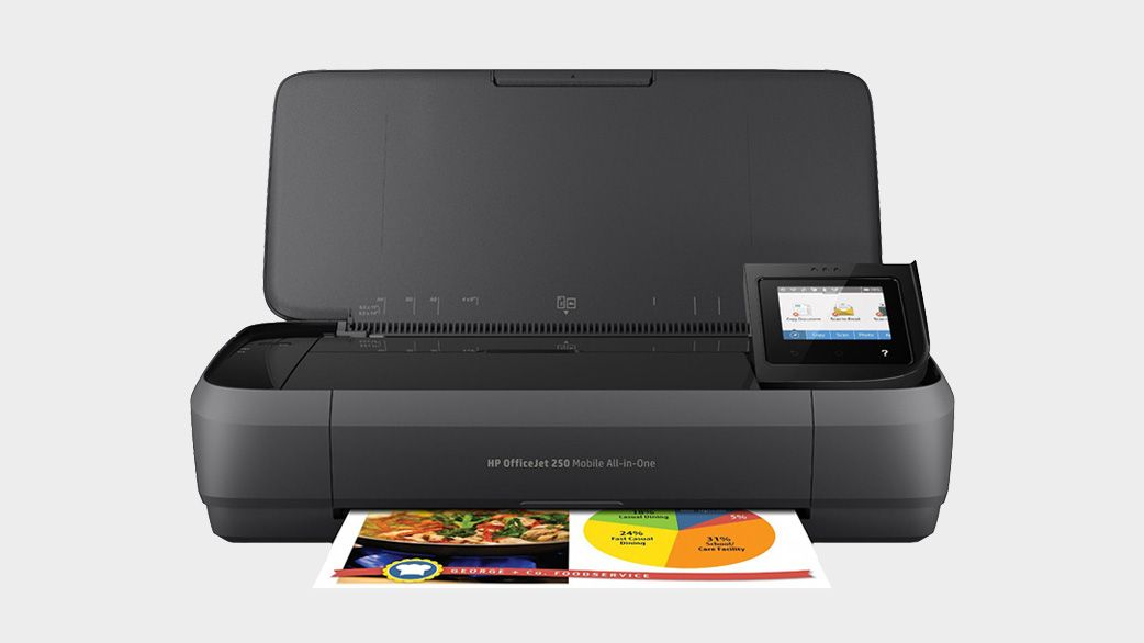 Best Compact Printer 2019 - Small, Portable Wi-Fi Printer