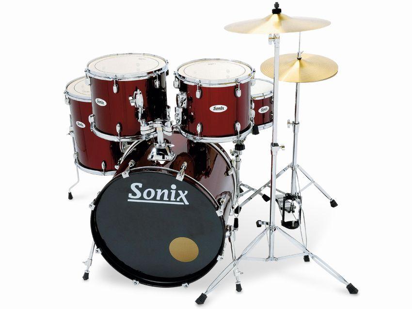 percussion plus sonix drum kit review musicradar. Black Bedroom Furniture Sets. Home Design Ideas