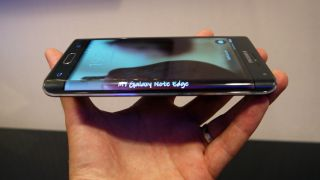 Samsung Galaxy Edge to be a limited edition