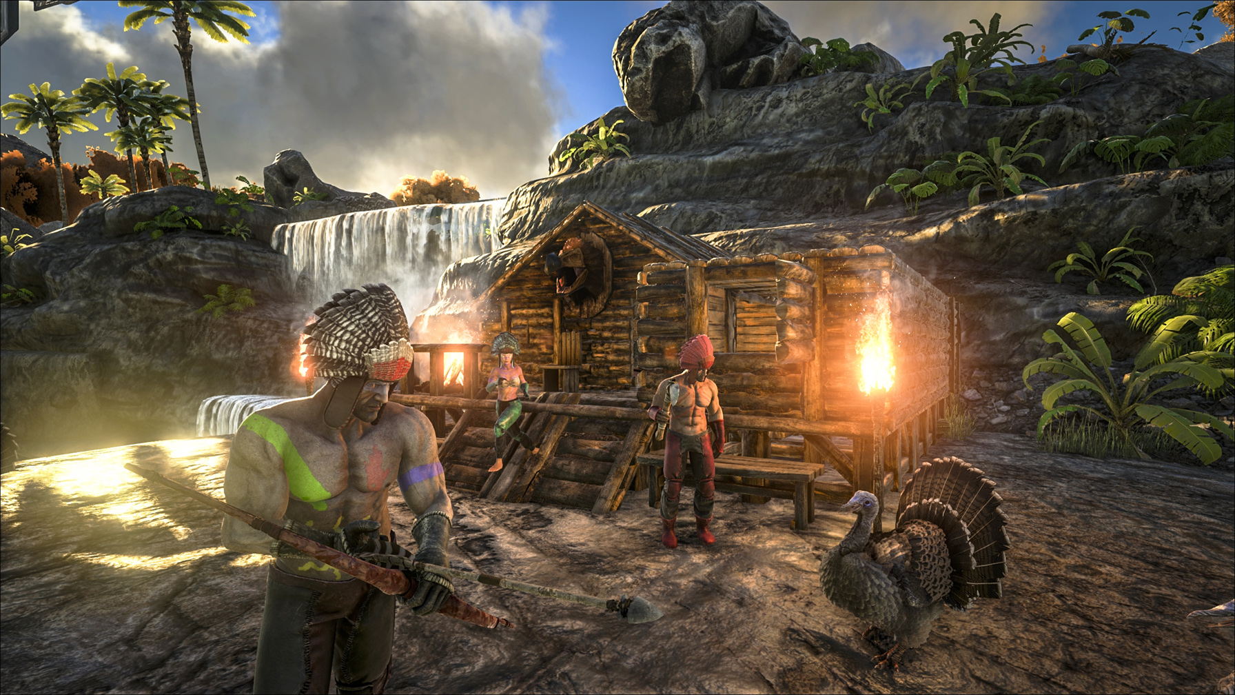 Image result for ark thanksgiving event 2018