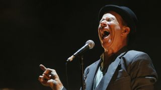 """""""He's completely present,"""" Steve Vai says about Tom Waits. """"He's there with very word, every syllable, every body movement."""""""