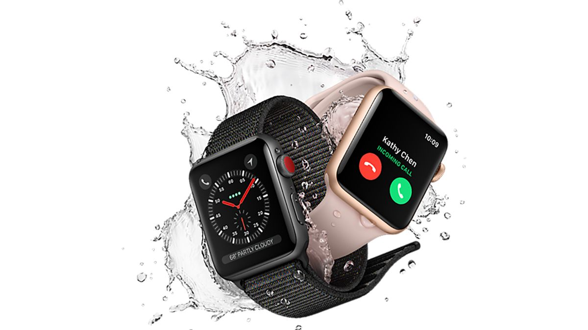 Is The Apple Watch Waterproof And