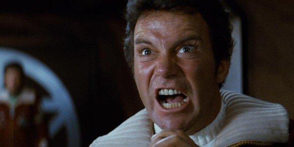 William Shatner - Star Trek II: The Wrath of Khan