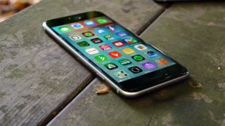 iPhone 7 news screen