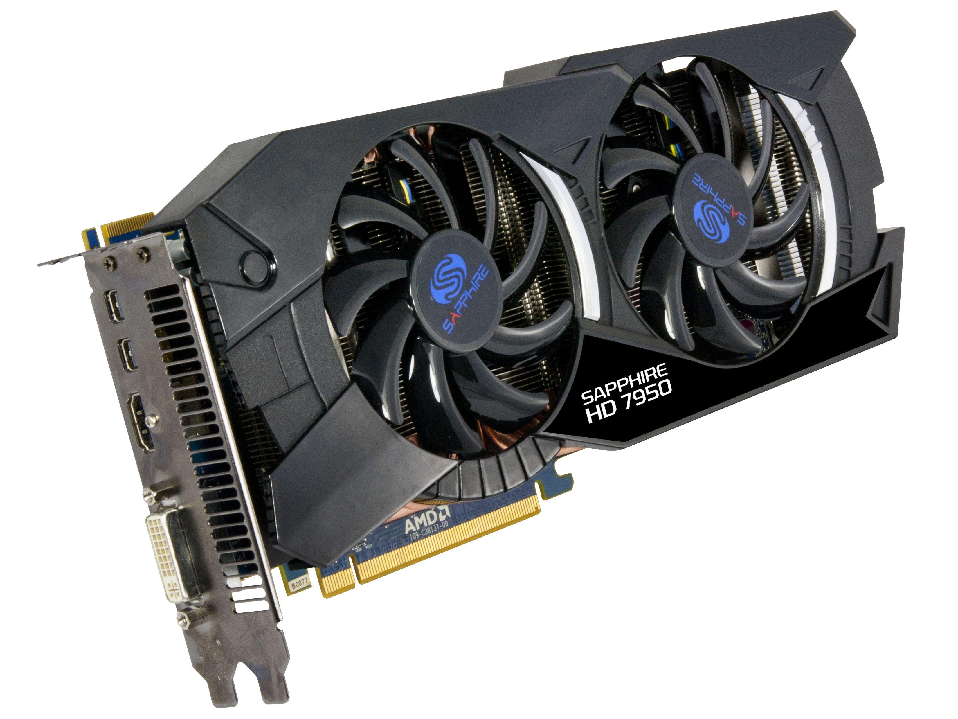 Sapphire Radeon HD 7950 OverClock Edition | TechRadar