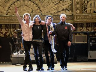 The Stones: up your street?