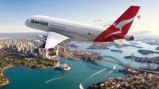 Fly high in the sky with free Qantas Wi-Fi