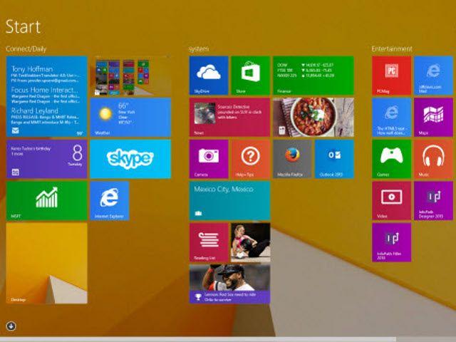 Microsoft Windows 8 1 Review