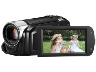 The HF R28 is one of Canon's newest HD camcorders
