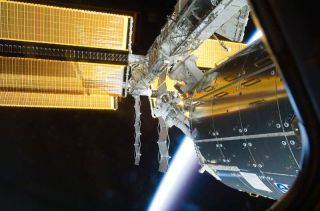 Astronauts Gear Up for Mission's Last Spacewalk