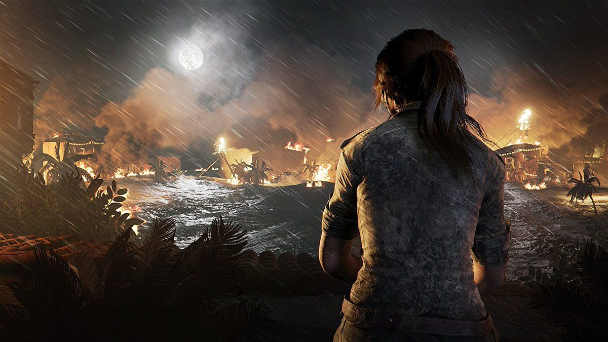 Shadow of the Tomb Raider release date, news and trailers