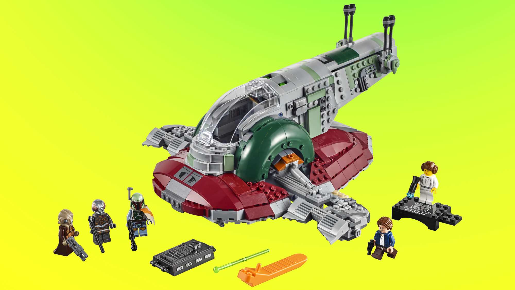 Five Epic Star Wars Lego Anniversary Sets To Celebrate May The