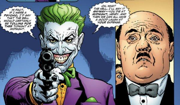 man Who laughs joker