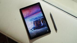 The Huawei MediaPad M5 Lite