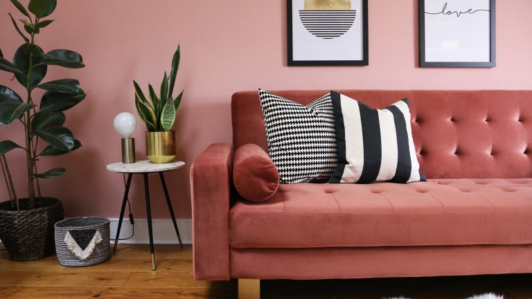 Apartment decorating ideas: Coral Daybed Sofa in Velvet by Cult Furniture