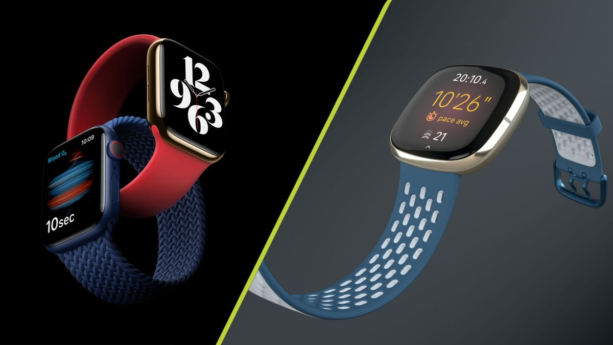 Apple Watch Series 6 vs Fitbit Sense: what's best for health and fitness goals?