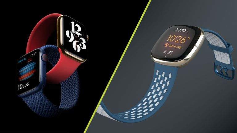 Apple Watch Series 6 vs Fitbit Sense: the Fit&Well verdict