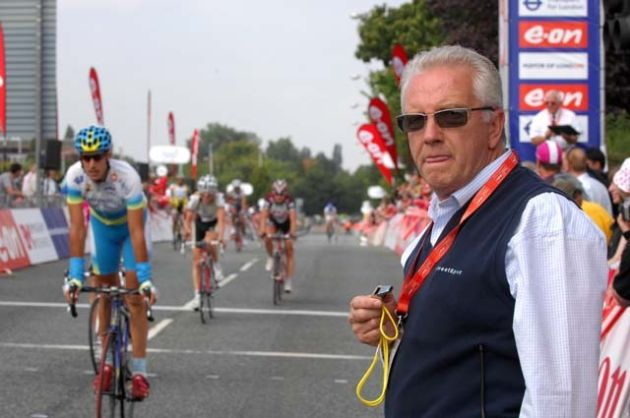 Mick Bennett Tour of Britain 2007