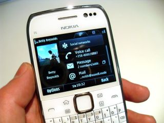 Nokia E6 pops up for sale on UK site