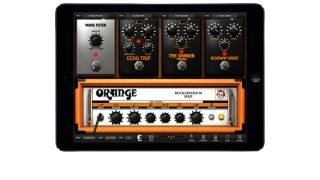 There are five Orange guitar amp models and one bass amp model, each with associated cab models