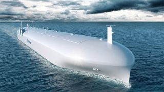 The seas of the future will be full of drone ships