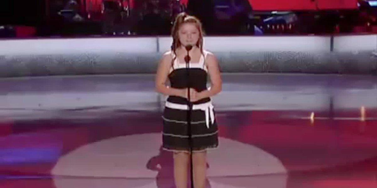 Bianca Ryan in America's Got Talent.