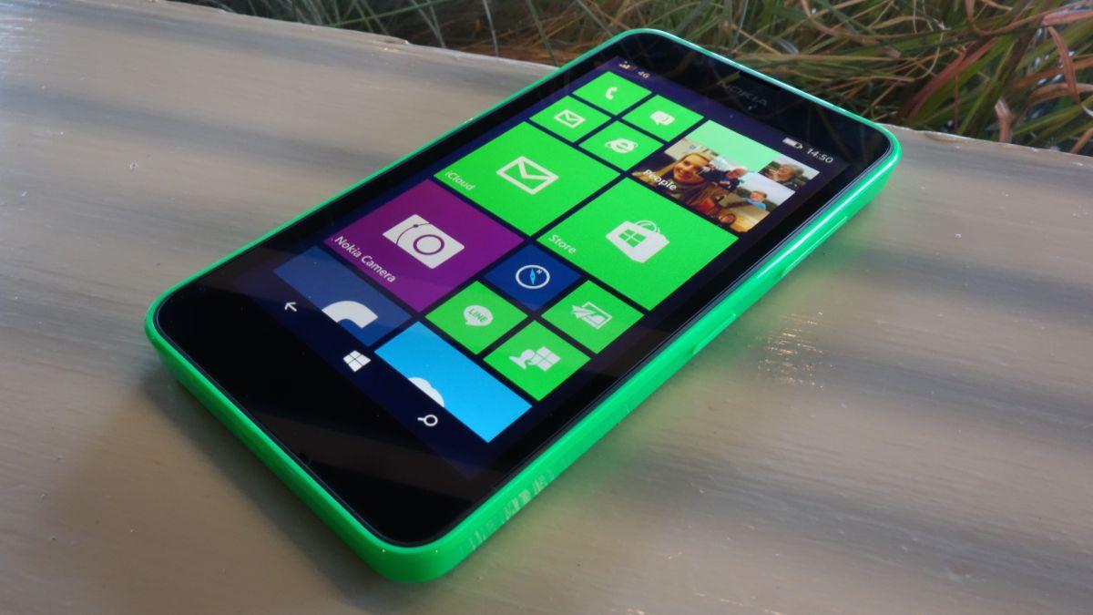 Who Makes The Best Car Battery >> Nokia Lumia 635 | TechRadar