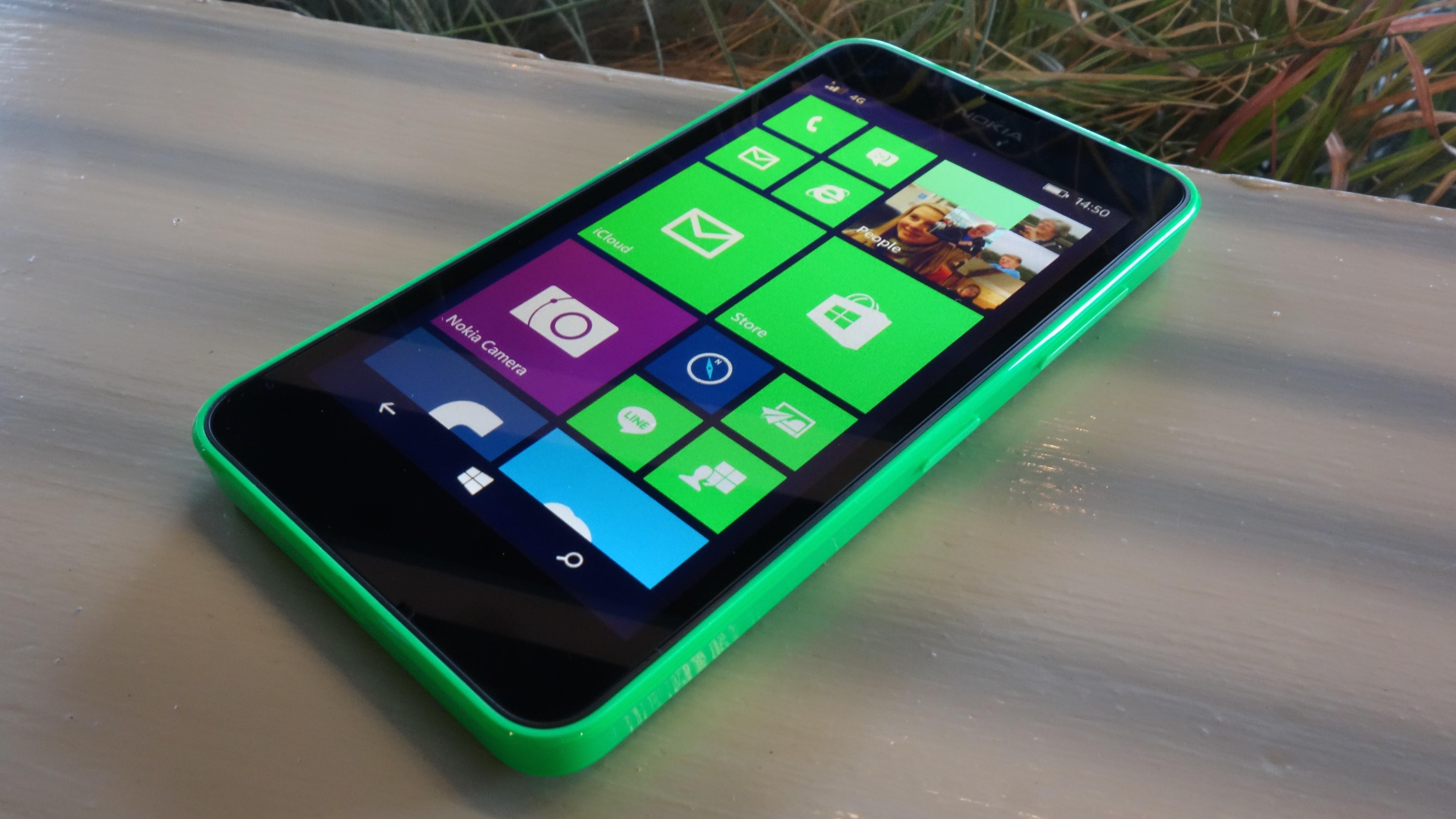 Nokia Lumia 635 Review Techradar
