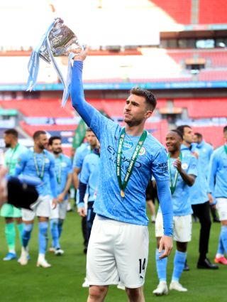 Manchester City v Tottenham Hotspur – Carabao Cup Final – Wembley Stadium