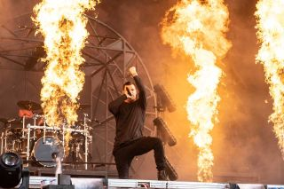 Parkway Drive at Download festival